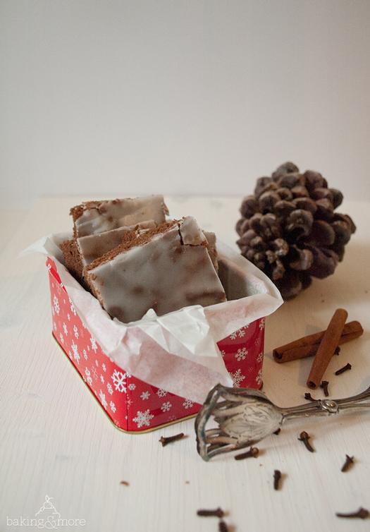 Schokoladen-Gewürzkuchen, Chocolate Spice Cake, Kuchen, Gewürze, Weihnachten, Christmas