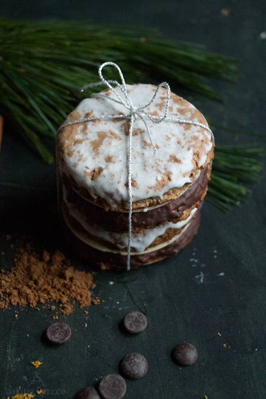 Lebkuchen {Gingerbread Cookies}
