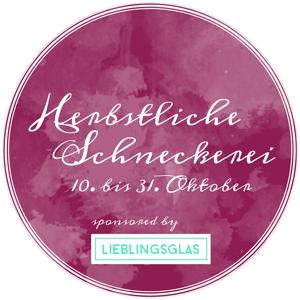Blogevent Herbstliche Schneckerei