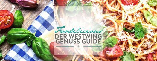 Foodilicious - daer Westring Genuss Guide