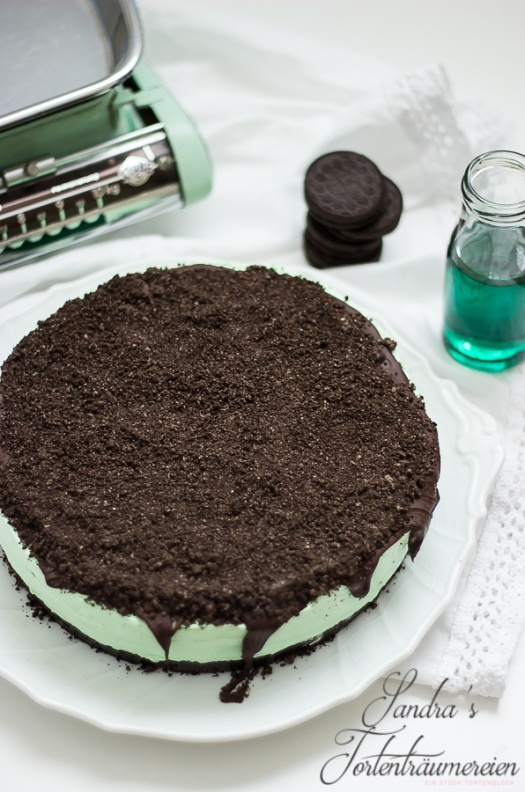 Schoko-Minz-Torte