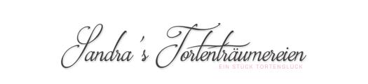 Logo Sandra´s Tortenträumereien