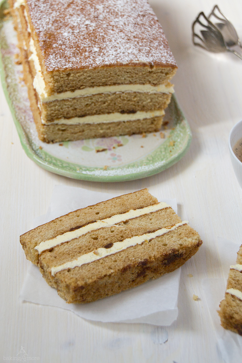 Einmal Brunterta Bitte Ein Islandischer Kuchen Der Jeden