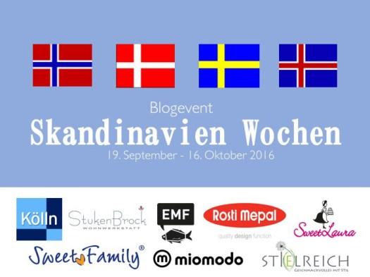 """""""Skandinavien Wochen"""" bei Antonella´s Backblog"""